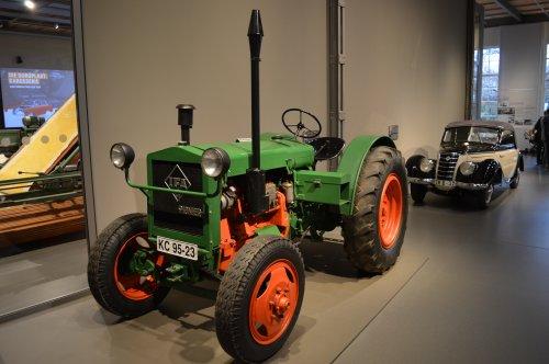 Foto van een IFA Pionier. Geplaatst door buttonfreak op 13-01-2018 om 17:21:53, op TractorFan.nl - de nummer 1 tractor foto website.