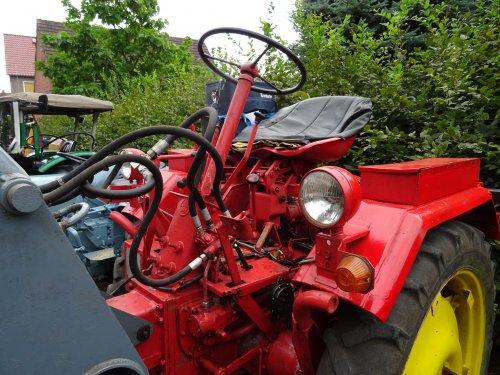 Foto van een IFA GT 124 Trakorentreffen Gossa (Duitsland) 18-08-2018. Geplaatst door dickt op 22-08-2018 om 16:25:01, op TractorFan.nl - de nummer 1 tractor foto website.
