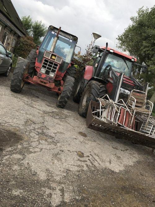 1246 klaar voor restoratie .. Geplaatst door Maarten-groot op 03-10-2017 om 14:26:31, op TractorFan.nl - de nummer 1 tractor foto website.
