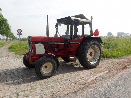 International 955 van stijn-de-bock