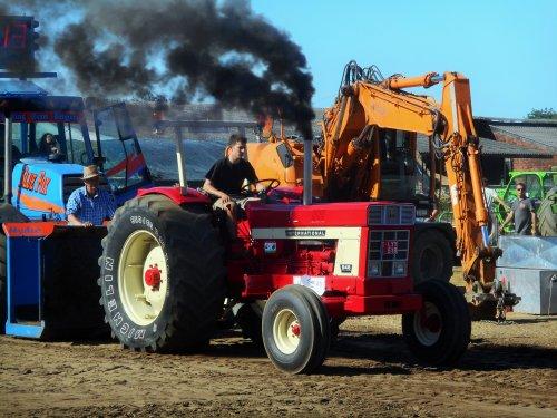 International 946 van tractorquintentje