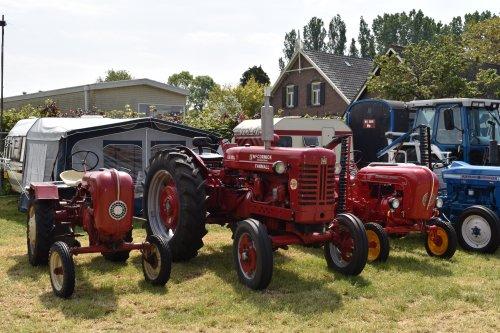 Foto van een International B 450. Geplaatst door jordi 1455 op 11-06-2019 om 22:44:17, op TractorFan.nl - de nummer 1 tractor foto website.
