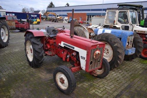 Foto van een International 434. Geplaatst door Lucas Ensing op 29-12-2019 om 16:18:23, op TractorFan.nl - de nummer 1 tractor foto website.