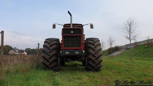 Foto van een International 6788. Geplaatst door MartijnM71 op 26-01-2020 om 20:36:19, op TractorFan.nl - de nummer 1 tractor foto website.