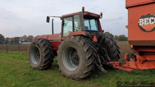 Foto van een International 6788. Geplaatst door MartijnM71 op 26-01-2020 om 20:36:22, op TractorFan.nl - de nummer 1 tractor foto website.