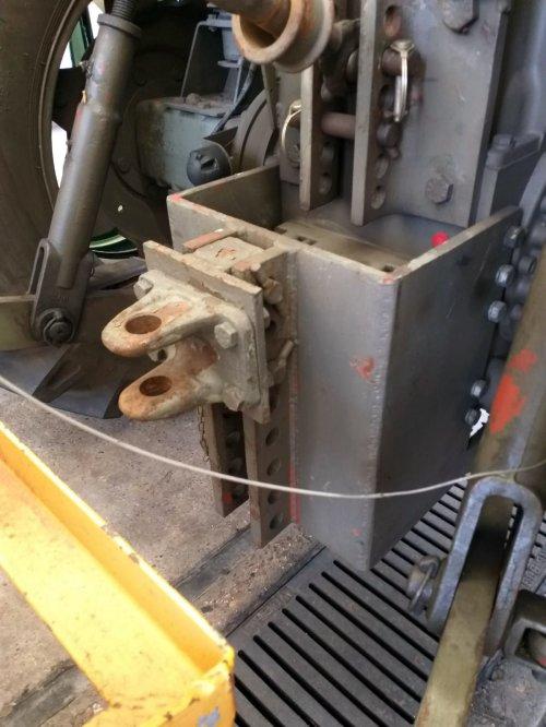 Nog een paar foto's van mijn collega, van de International 743 XL van defensie. Geplaatst door A.H.S. op 24-02-2020 om 21:40:17, op TractorFan.nl - de nummer 1 tractor foto website.
