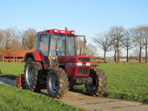 Case International 845 XL Plus van bouke-blanckenborg