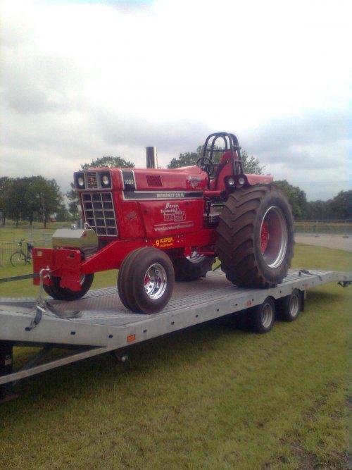 tractorpulling Super-Sport van 615driver