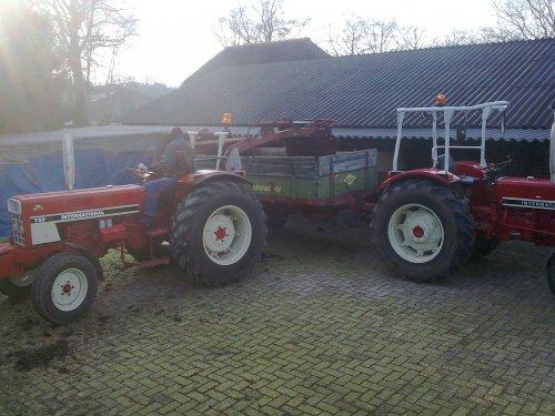 Foto van een International 733, Tfer CoenNijenhuis aan het mest laden. Geplaatst door sebas-casepower op 22-02-2011 om 19:28:16, met 13 reacties.
