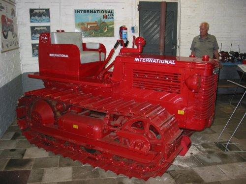 International T 6 van oldtimergek