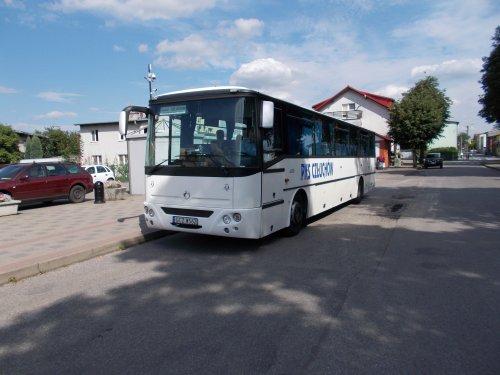 Irisbus lijnbus van basia