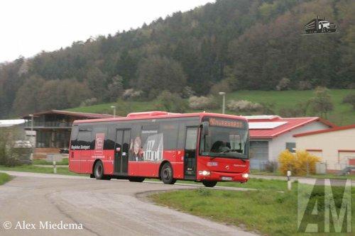 Irisbus lijnbus van Alex Miedema