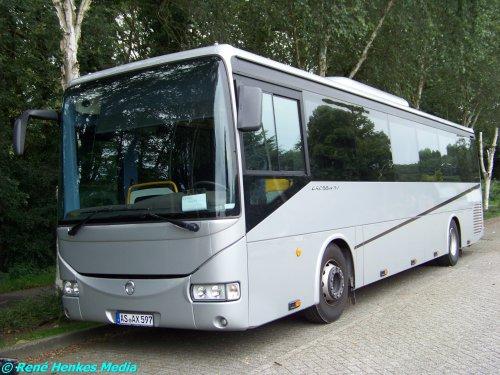 Irisbus Crossway van René