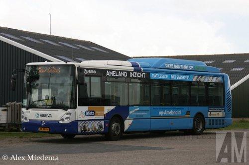 Irisbus Citelis van Alex Miedema