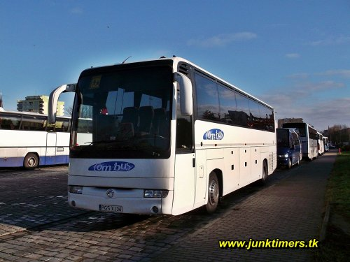 Irisbus Iliade van thejunktimers