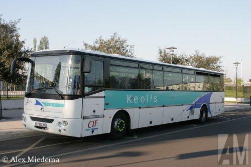 Irisbus onbekend/overig van Alex Miedema