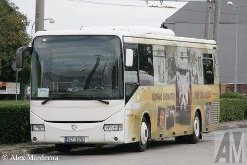 Irisbus Crossway van Alex Miedema