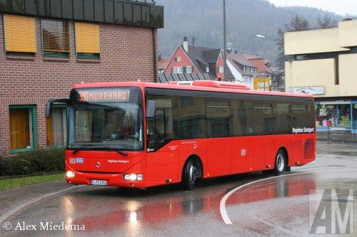 Irisbus Crossway LE van Alex Miedema