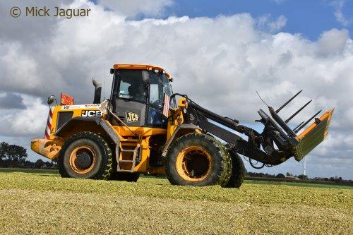 JCB 426 E van Mick Jaguar