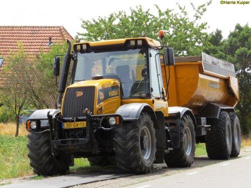 JCB Fastrac 3185 van oldtimergek