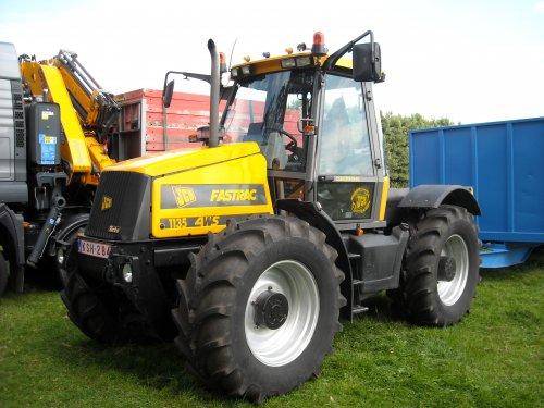 JCB Fastrac 1135 van landbouw
