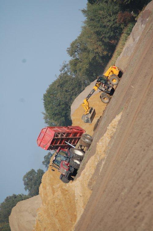 JCB 540 van Tractor-Spotters
