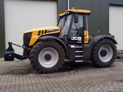 JCB Fastrac 3230 van thomie22