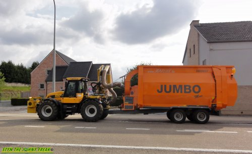 JCB Onbekend van StijnTheDeereDriver
