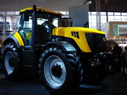 JCB Fastrac 7000-serie van FENDTfarmer