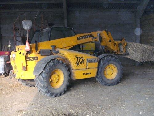JCB 530-120 van dairyfarmer
