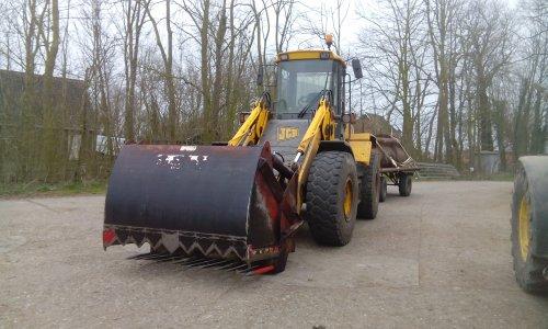 Foto van een JCB 426 E. Geplaatst door klaasjan op 23-03-2016 om 09:02:05, op TractorFan.nl - de nummer 1 tractor foto website.