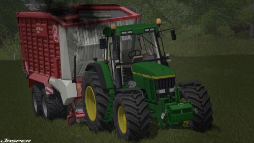 Foto van een Farming Simulator John Deere. Geplaatst door Inter633-SA op 12-12-2016 om 10:02:40, met 5 reacties.