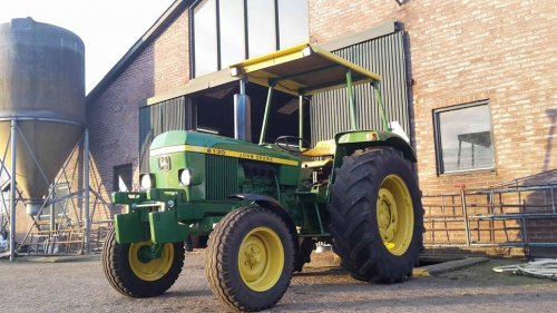 John Deere 2130 van mp-jd6620