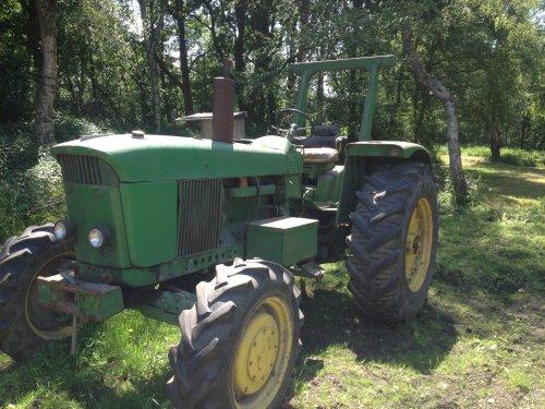 Foto van een John Deere 4020 4wd powershift. Geplaatst door Ben-deutz op 11-03-2017 om 17:12:56, op TractorFan.nl - de nummer 1 tractor foto website.
