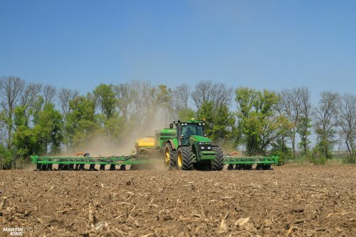 Spring Work 2017- Corn Planting
