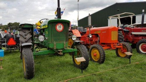 Foto van een John Deere 710. Geplaatst door Huuuuub op 31-07-2017 om 22:00:07, op TractorFan.nl - de nummer 1 tractor foto website.