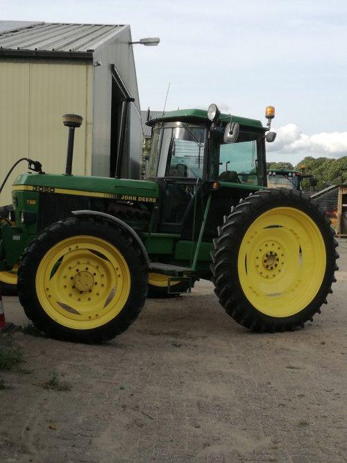 John Deere 3050 van Mb trac 1100
