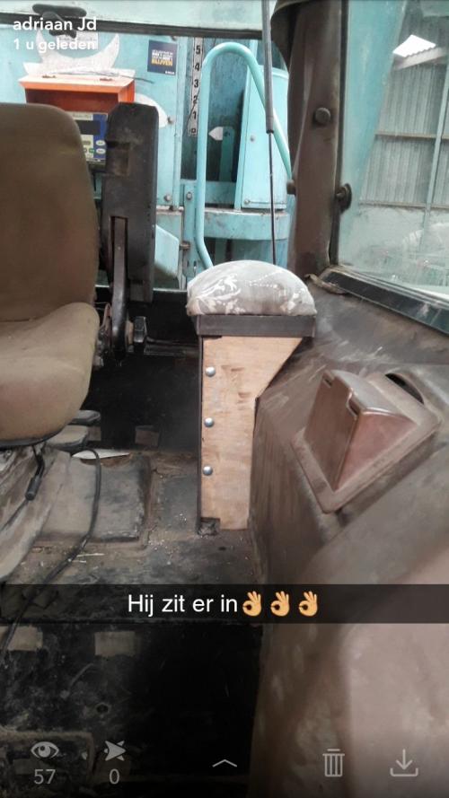 Bijrijder stoeltje gemaakt. vond die originele maar duur😫😫. Geplaatst door adriaan-reijnierse op 13-03-2018 om 21:53:02, met 2 reacties.