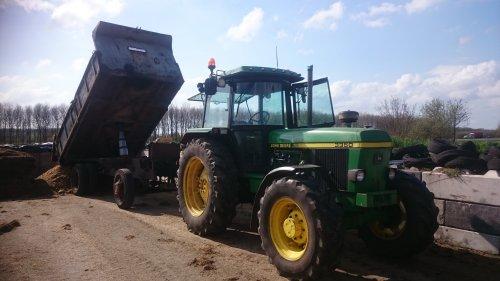 Zo, er ligt weer een vrachtje :muscle_tone2:. Geplaatst door SJB533 op 16-04-2018 om 17:34:12, op TractorFan.nl - de nummer 1 tractor foto website.