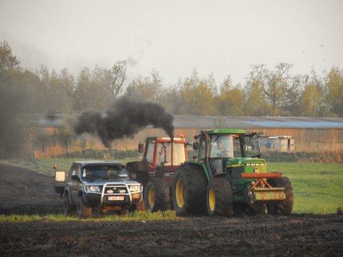 John Deere 4755 van tractorquintentje