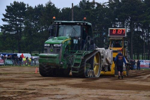 Foto van een John Deere 8360RT. Geplaatst door jd7920 op 17-05-2018 om 20:08:00, op TractorFan.nl - de nummer 1 tractor foto website.