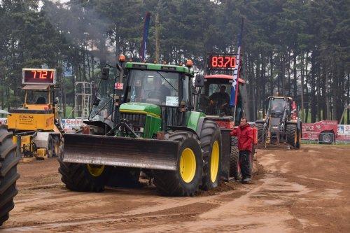 Foto van een John Deere 7800. Geplaatst door jd7920 op 17-05-2018 om 20:08:02, op TractorFan.nl - de nummer 1 tractor foto website.