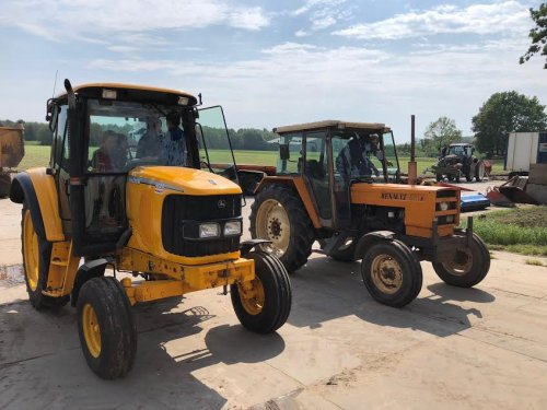 John Deere 6020SE van Tom VB