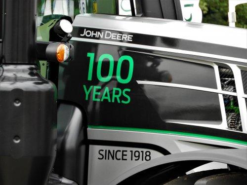 John Deere 6250R van Jotke