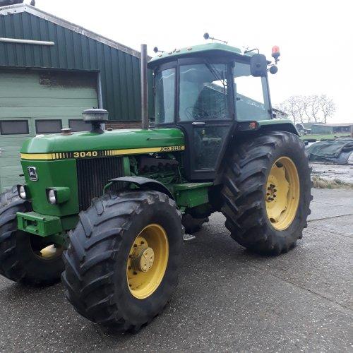 john deere 3040. Geplaatst door Johndeere3030 op 21-02-2019 om 09:48:33, op TractorFan.nl - de nummer 1 tractor foto website.