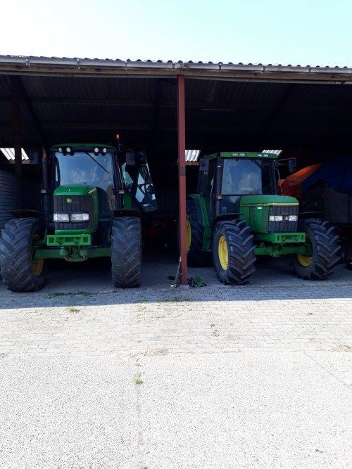 john deere 6300 en 6820. Geplaatst door Johndeere3030 op 17-03-2019 om 22:39:19, op TractorFan.nl - de nummer 1 tractor foto website.