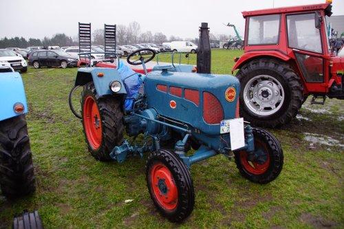 Foto van een John Deere Lanz. Geplaatst door jans-eising op 19-03-2019 om 20:42:22, op TractorFan.nl - de nummer 1 tractor foto website.