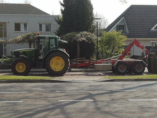 John Deere 8230 van Jochem Westerhof