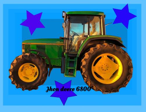 John Deere 6800 van maarten-duyst
