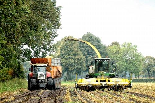 John Deere 7750i van Lifestyle & Agrifotografie